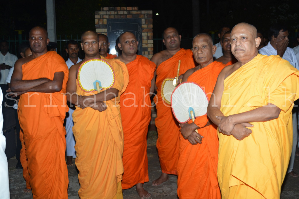 05_Atamasthanadhipathi_nayaka_Thero_with_the_other_Nayaka_Theros_of_Atamasthana_Temples