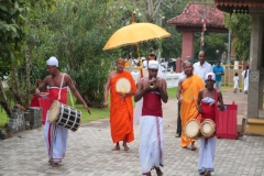 Ill Full Moon Poya day Programme